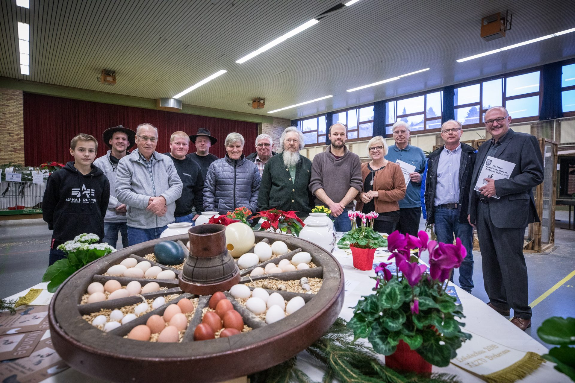 Lokalschau KLZV Birkenau 2019